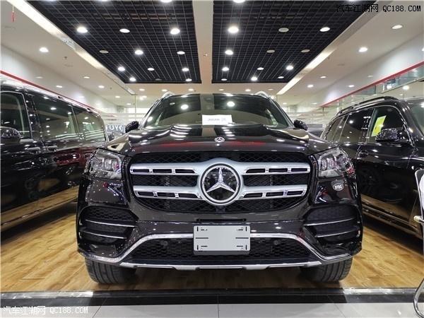 20款奔驰GLS450全尺寸豪华SUV评测解读