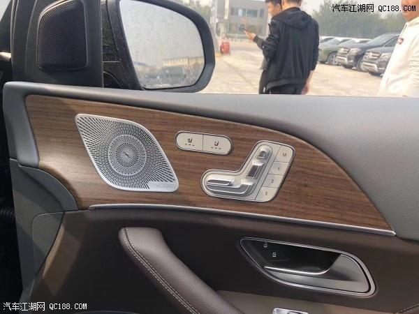 20款全新一代奔驰GLS450七座现车报价