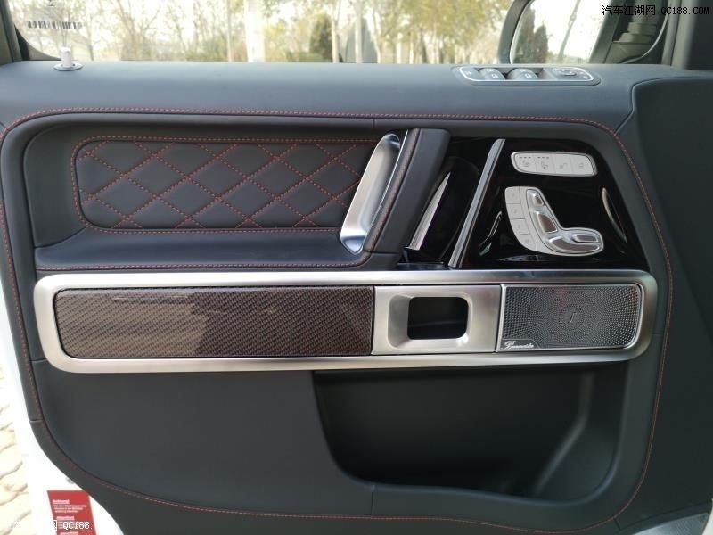 19款奔驰G63 Edition1限量版磨砂黑到店