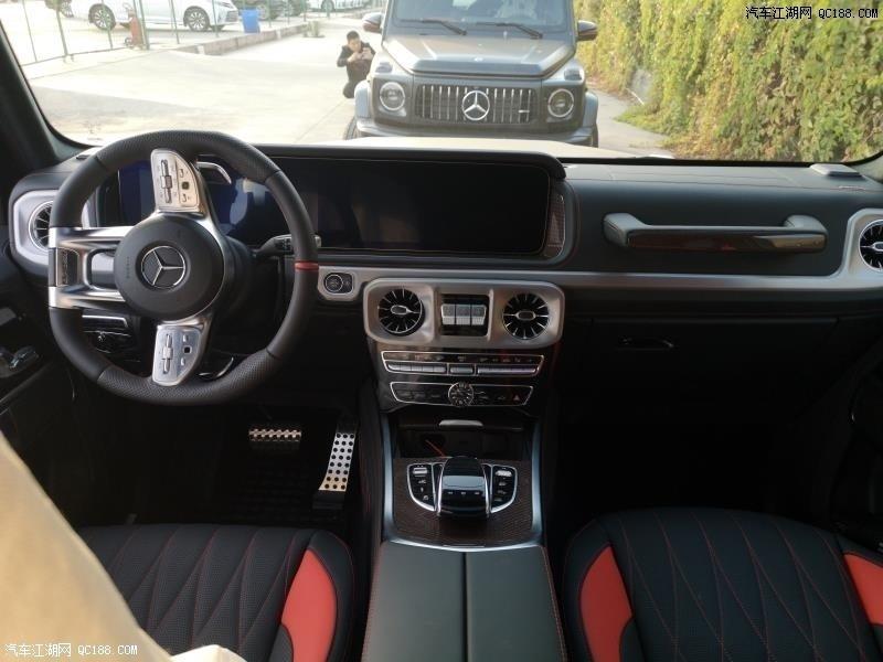 2019款进口奔驰G63 Edition1限量版实拍