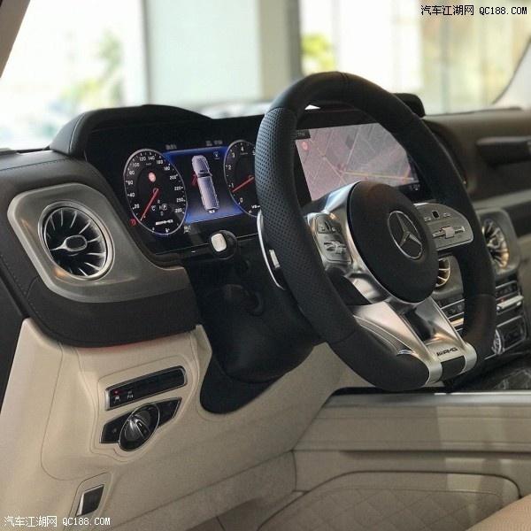 20款奔驰G63AMG经典复古越野车现车价格