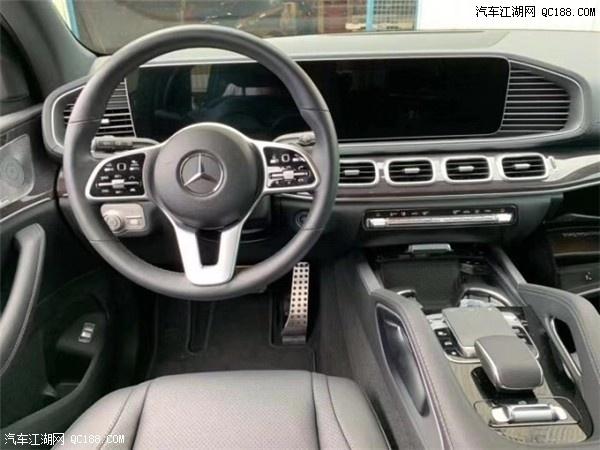 2020款奔驰GLS450高配现车到店体验感受