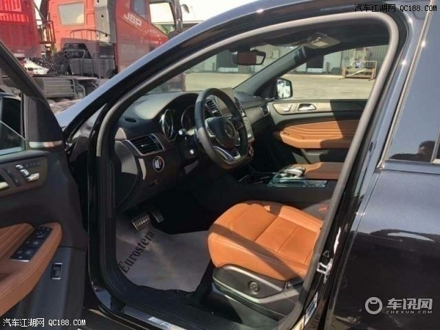 20款奔驰GLE43加版轿跑SUV配置性能解读