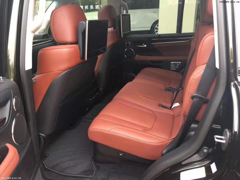 20款雷克萨斯LX570超级运动版最新报价