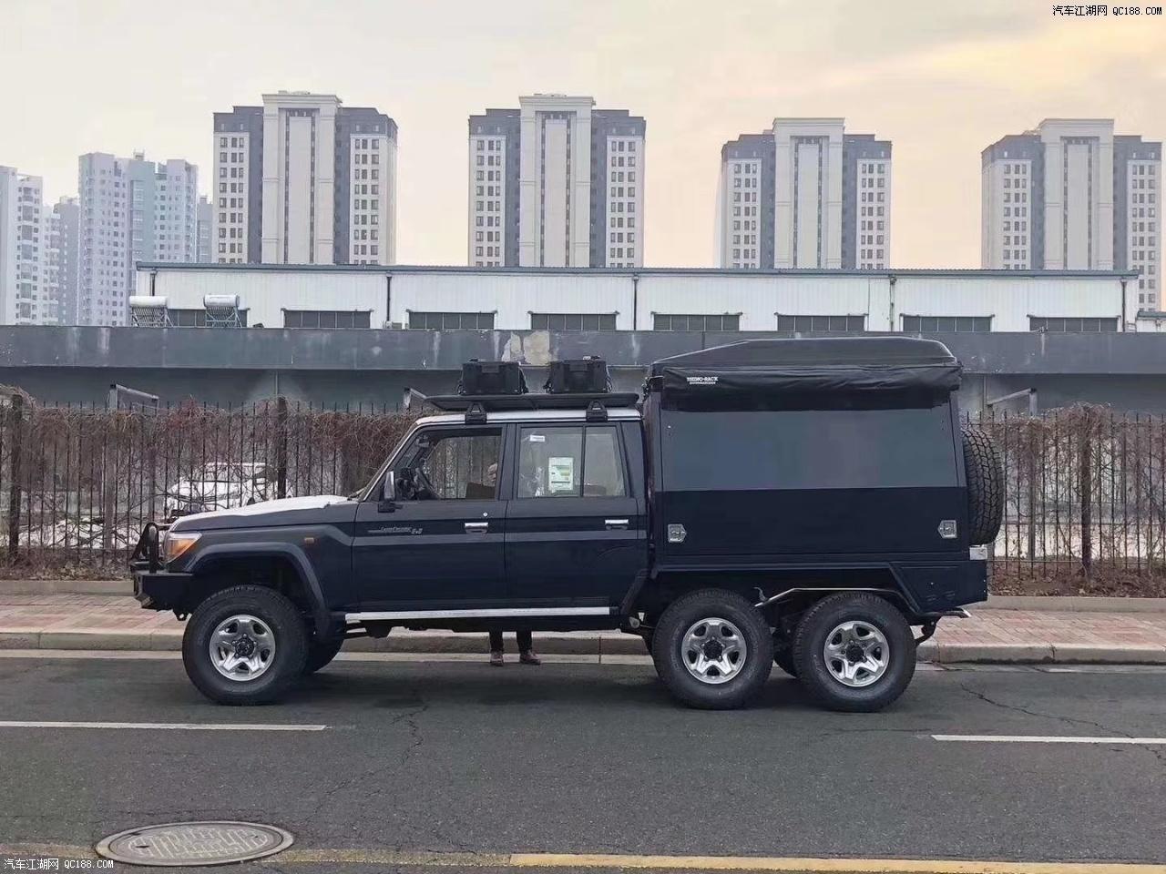 2019款丰田LC79 6x6越野车配置性能解读
