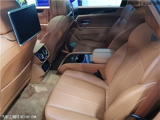 全新欧规版宾利添越 顶级SUV评测体验