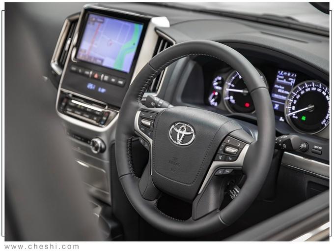 丰田兰德酷路泽限量版套件 限售仅400台