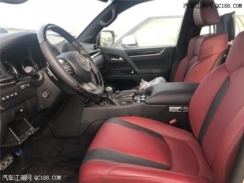 新款雷克萨斯LX570评测 彰显尊贵身份