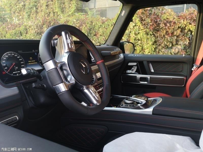 平行进口车19款加版奔驰G63 试驾体验