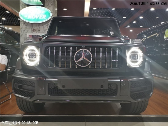 2019款美�版奔�YG500 黑色越野��拍