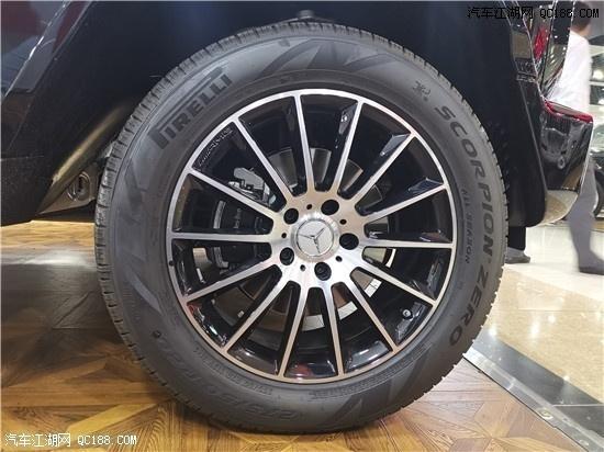 最新款墨西哥版奔驰G500 现车到店报价