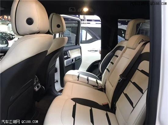 原装进口美规版奔驰G63到港 实车报价