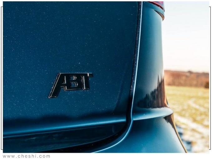 奥迪ABT RS Q8最新实拍 发动机进行升级