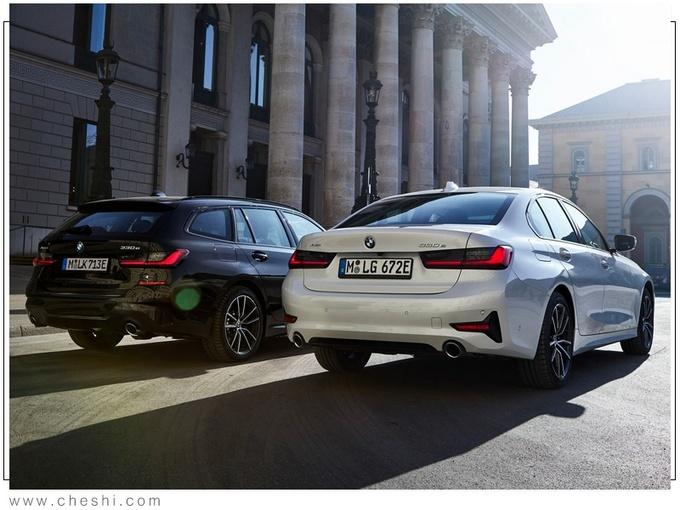 宝马3系计划推出三款新插电式混动车型