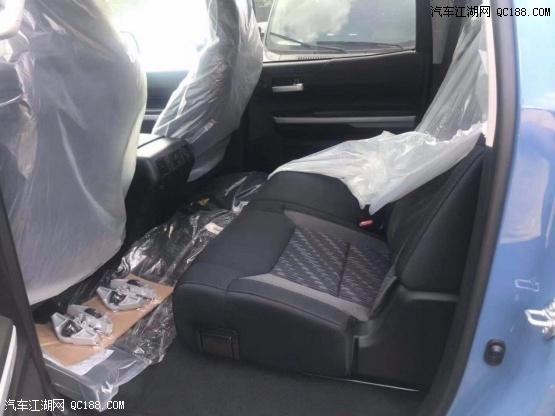 2020款�S田坦途5.7L V8美式大皮卡��r