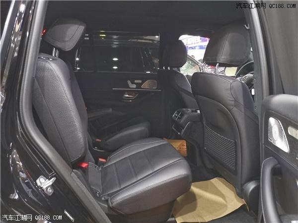 全新20款加规版奔驰GLS450 整车详解