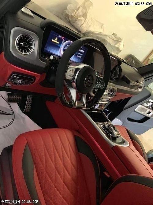 19款奔驰G63AMG评测 越野霸主配置升级
