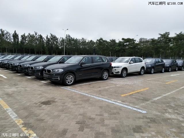 2018款宝马X5性能体验 极致奢华完美座驾