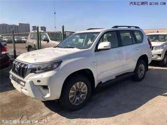 2019款丰田普拉多4000中东版配置实解