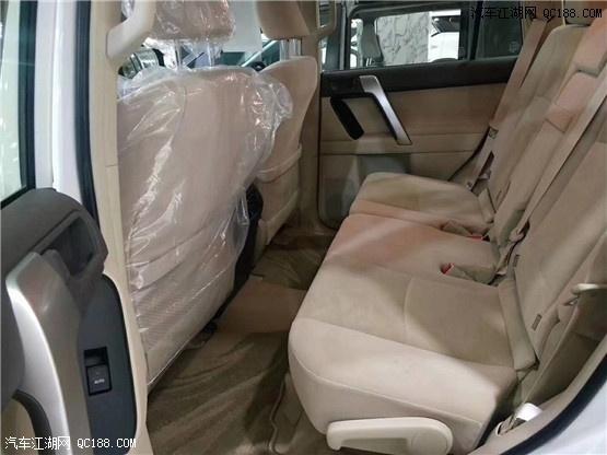 原装出口中东版丰田强横2700 实车测评