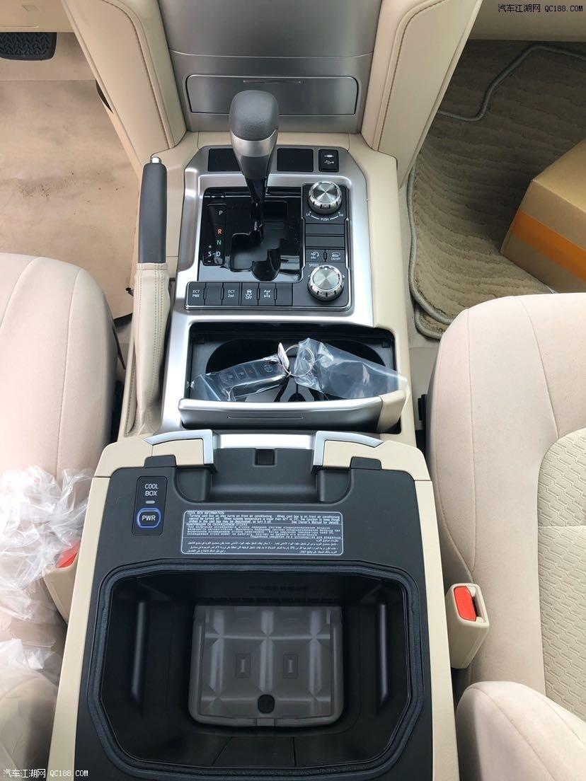 2020款中东版丰田酷路泽4600评测体验