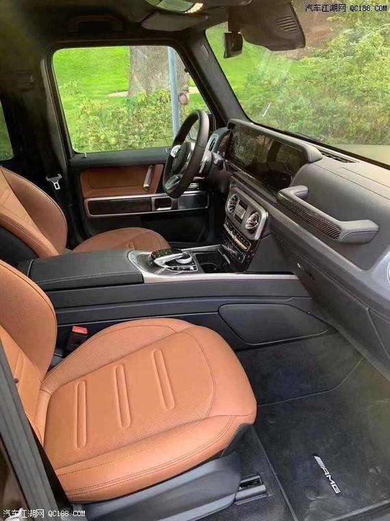 原装进口美规版奔驰G500 现车试驾体验