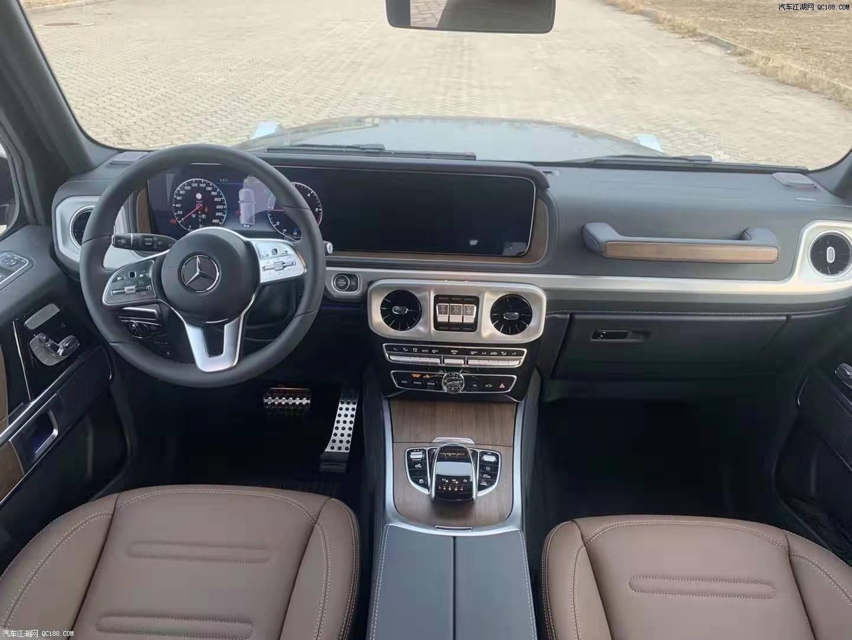 柴油动力性能一流 2020款奔驰G350d评测