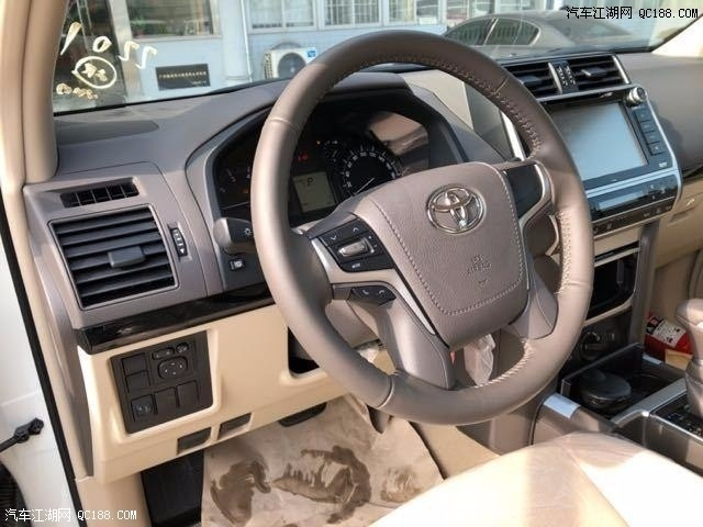 19款全新丰田霸道2700中东版实车解析