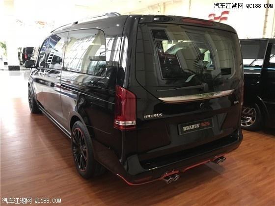 平行进口20款飞驰V250七座商务车新的报价