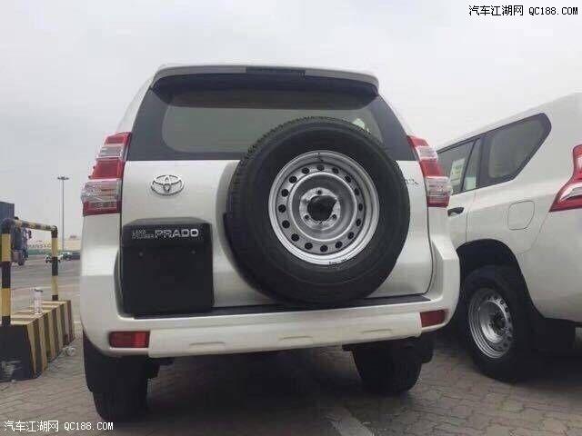 2019款中东版丰田霸道2700现车最新报价