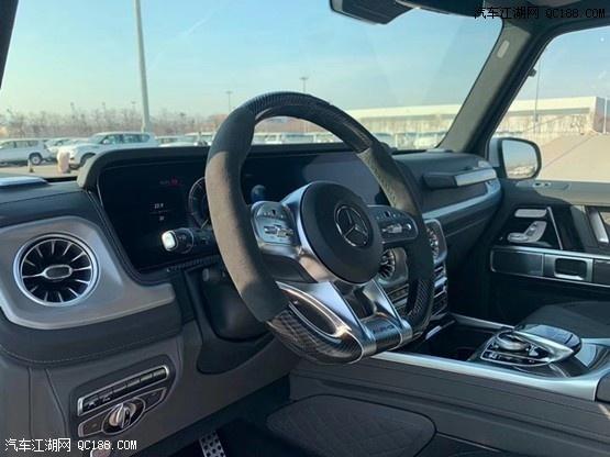 2020款加规奔驰G63时光铭刻版到店实拍