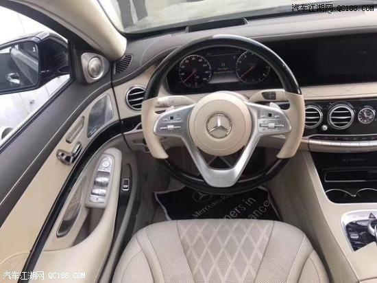 19款平行进口奔驰迈巴赫S650现车评测