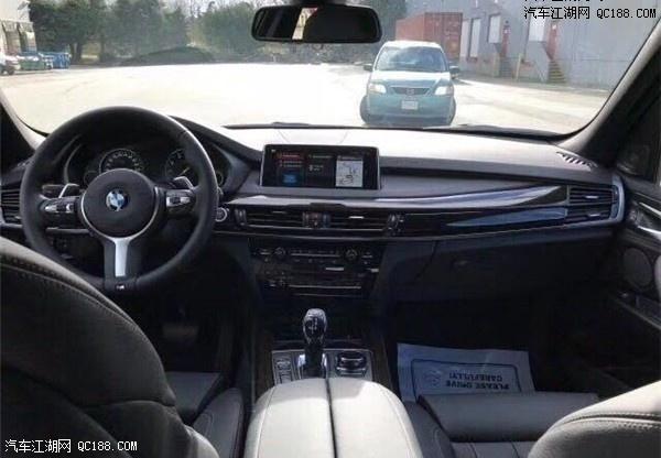 2020款宝马X5黑外黑内豪华现车实拍评测