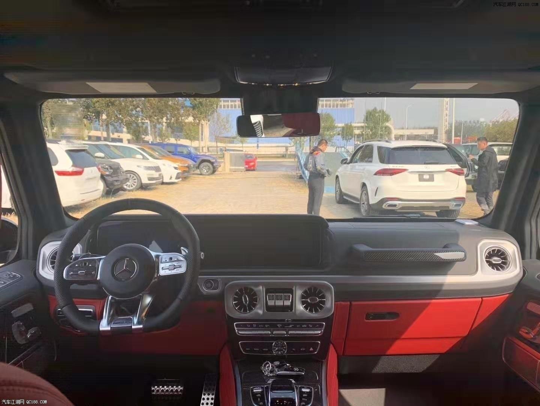 全新加拿大版2020款奔驰G63AMG体验评测