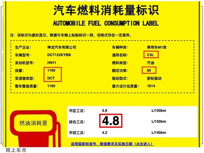 雪铁龙C3L于6月初正式上市 起售10万元