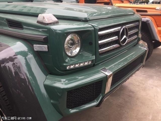 2019款平行进口奔驰G5004X4最新报价