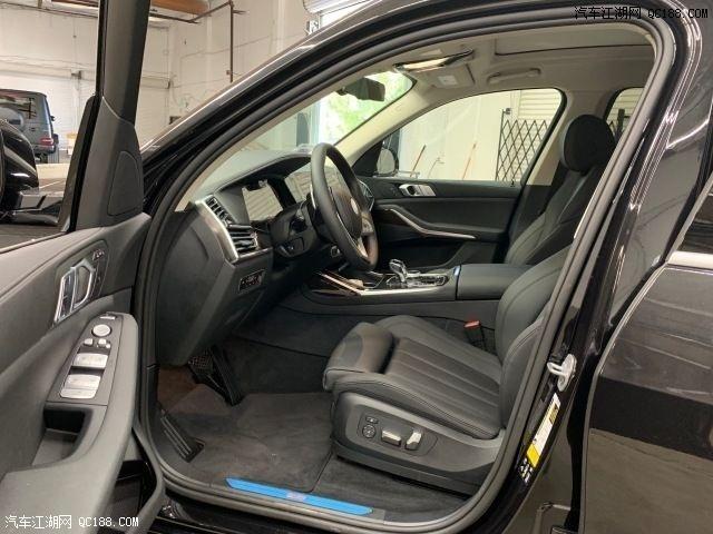 平行进口车美规版宝马X7 现车试驾体验