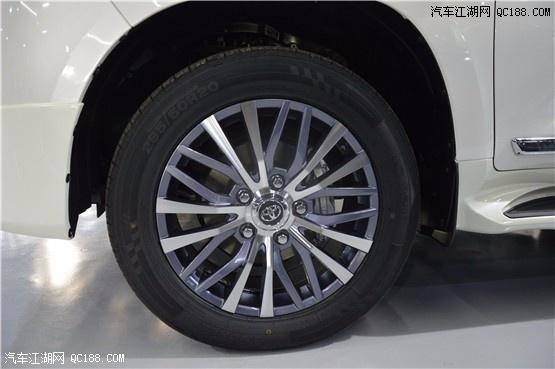 20款丰田兰德酷路泽5700中东版性能介绍