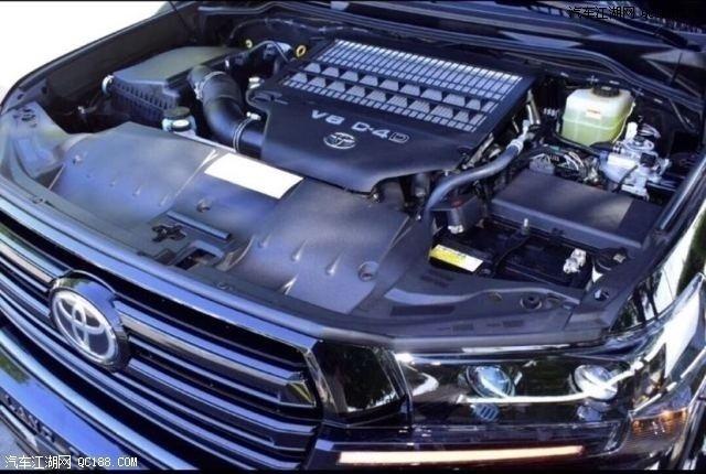 20款中东柴油版丰田兰德酷路泽4500实拍