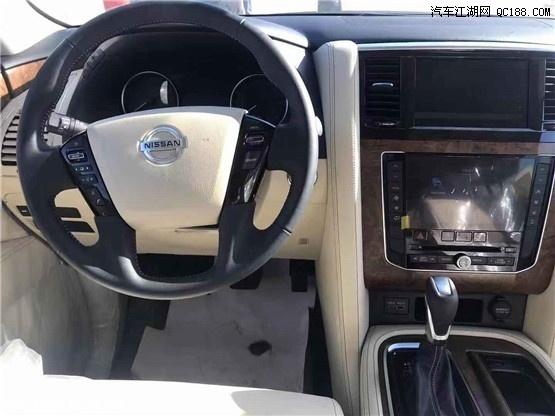 2020款日产途乐驰62中东版新车试驾体验