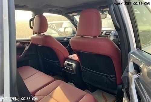平行进口20款雷克萨斯GX460详细配置体验