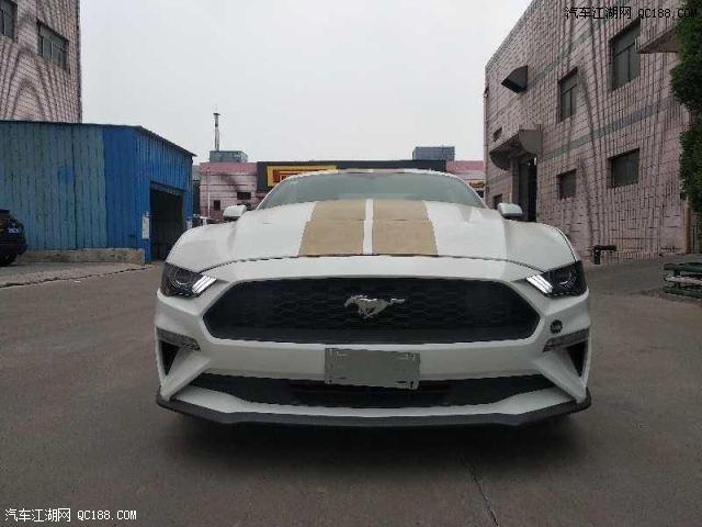 2019款加版福特野马Mustang现车最新报价