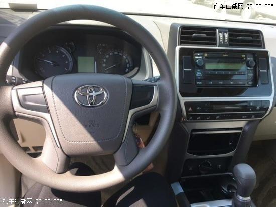 中东版新一款丰田霸道2700内外实拍解析
