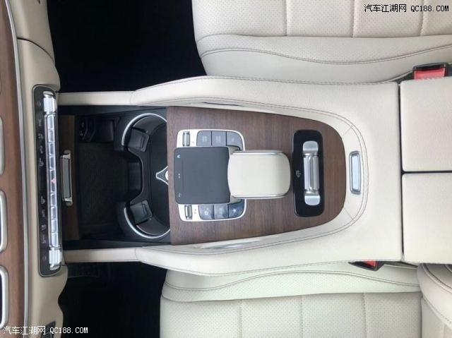 全新设计2020款加版奔驰GLS450现车特价