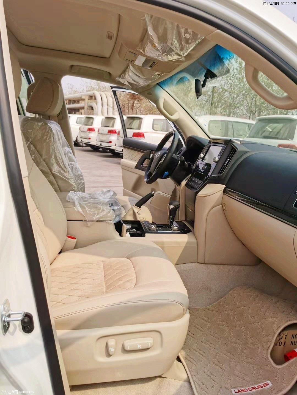 20款丰田中东版兰德酷路泽4000性能测评