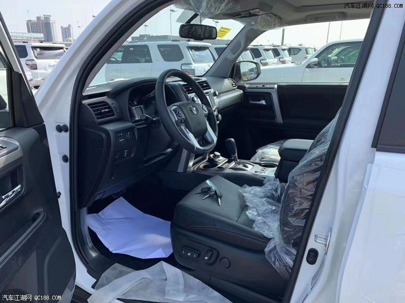 中东版丰田超霸SR5四驱现车实拍体验感受