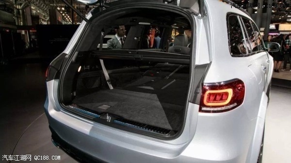 平行进口车美规版奔驰GLS450整车详解