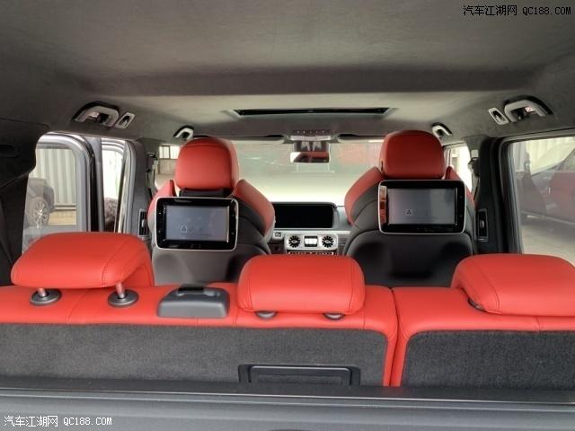 全新一代2020款奔驰G63限量版体验评测