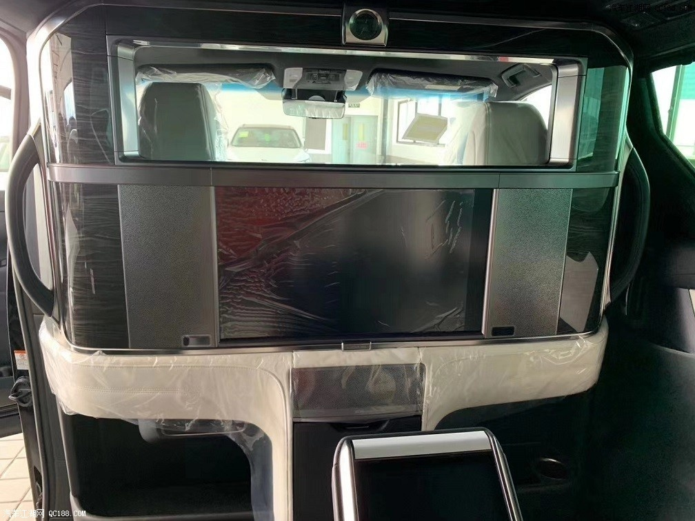 20款新一代进口雷克萨斯LM300评测体验