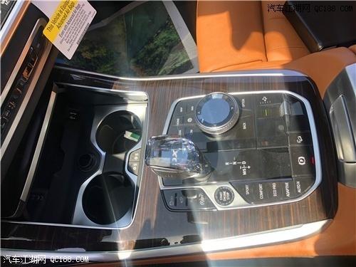 平行进口2020款宝马X7加规版现车体验